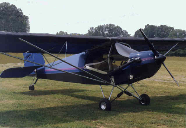 RANS S-4 Coyote Ultralight